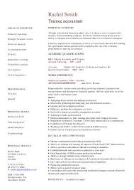 action  • ability to prtrainee accountant cv sample   dayjob