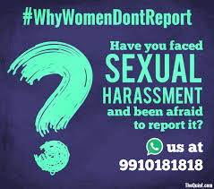 whywomendontreport on topsy one don t risk your career what were you told when you wanted to report sexual harassment tell us whywomendontreport pic twitter com 0acgszsl56