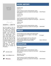 best business resume template resume builder best business resume template resume templates professional resume cv templates word mac best