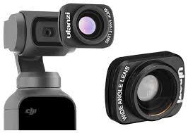 Купить <b>Объектив Ulanzi</b> OP-5 <b>Wide Angle Lens</b> для Osmo Pocket ...