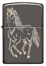 <b>Зажигалка ZIPPO</b> 28645 <b>Running</b> Horse