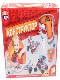 конструктор zabiaka пожарка 3847843 с шуруповертом и отверткой