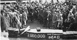 「claimed the lives of more than 25,000 American troops and countless Vietnamese」の画像検索結果