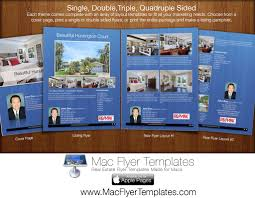 sneak peak mac flyer templates mac flyer templates for real estate introducing