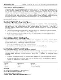 s and marketing sample resume marketing s executive resume s and marketing sample resume