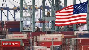<b>US</b> treasury chief Mnuchin in China tariff <b>warning</b> - BBC News