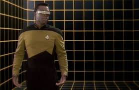 Image result for star trek next generation holodeck party