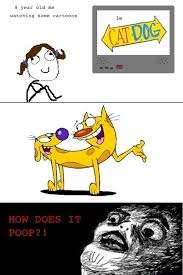 WTFsofunny - Funny Relatable,memes,gifs | We Heart It | catdog and ... via Relatably.com