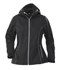 <b>Куртка софтшелл женская HANG</b> GLIDING, черная купить в ...
