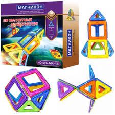 Магнитные <b>конструкторы Магникон</b> - купить в интернет-магазине ...
