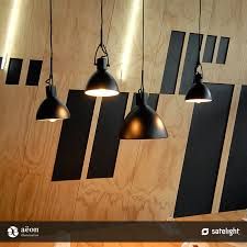 11 inch pizzeria cafe lighting design