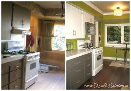 cabinets painted benjamin moore amherst gray