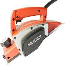 <b>Рубанок</b> электрический <b>MILITARY P500</b>, <b>500</b> Вт, 15800 об/мин ...