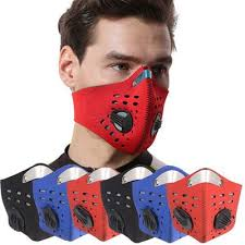 <b>Bicycle</b> Riding Sport Dust Breathing Mask <b>Activated Carbon</b> ...
