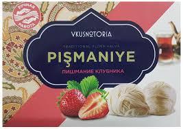<b>Пишмание с клубникой Vkusnotoria</b>, 136 г — купить в интернет ...