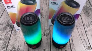 JBL Pulse 3 - <b>LED Bluetooth Speakers</b> - YouTube