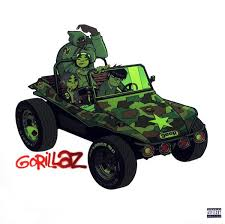 GORILLAZ - <b>GORILLAZ</b>- <b>2 LP</b>- Sealed-New Record on Vinyl Track ...