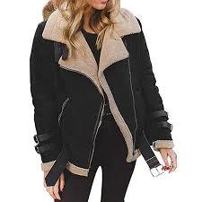 <b>Plush Coat</b> for <b>Women Winter Women</b> Faux Fur <b>Fleece Coat</b> ...
