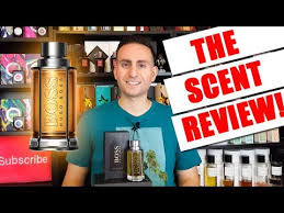 <b>Hugo Boss</b> The Scent Fragrance / Cologne Review - YouTube