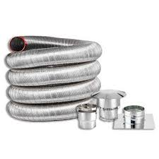 Chimney Pipe - Fireplace Accessories - The Home Depot
