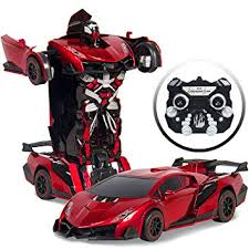 Best Choice Products 1:16 Scale Kids Interactive <b>Transforming</b> RC