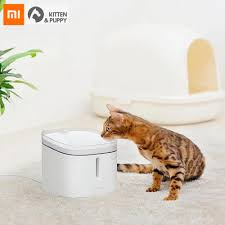 Original <b>Xiaomi Kitten Puppy Pet</b> Water Dispenser Smart Dog Cat ...