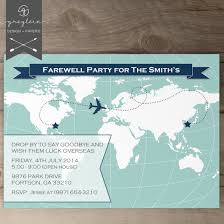 going away party invitations templates invitations ideas going away party invitations