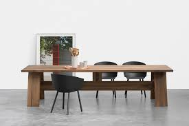 solid wood furniture by architect david chipperfield for architect furniture