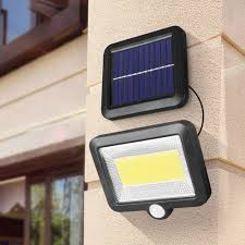 2021 <b>BRELONG Solar</b> COB 100LEDs <b>Infrared</b> Sensor Motion ...