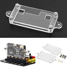 ILS - Transparent Acrylic Shell Kit for BBC Micro: bit ... - Amazon.com