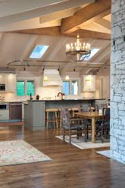image by armstrong kitchens inc beams lighting