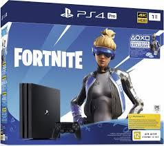 Игровая консоль <b>PlayStation4 Pro 1ТБ</b> + игра Fortnite Neo Versa ...