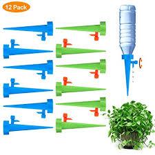 Fostoy Plant Waterer, 12 PCS Self Plant Watering ... - Amazon.com