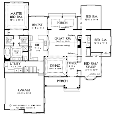 bedroom house plans open floor plan  images about house plans on pinterest french country house plans open