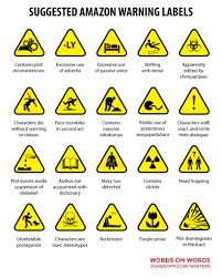 suggested amazon warning labels for books smile if you are a suggested amazon warning labels for books