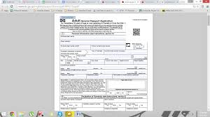 how to apply for a new passport in government of you need to have a number of documents to corroborate the information that you have filled out on the application form you need to provide a document that
