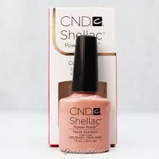 <b>CND Shellac</b> UV Gel Polish - <b>NUDE</b> KNICKERS 90485 7.3ml 0.25oz ...