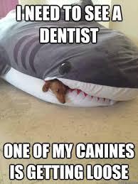As a dental assistant, I find this common. : funny via Relatably.com