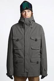 Купить <b>куртку утепленная Billabong Adversary</b> Iron (Q6JM16-BIF9 ...