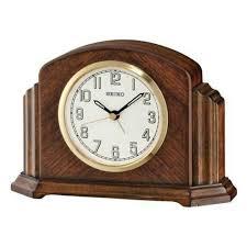 <b>Настольные часы SEIKO</b> QXE043B — купить в интернет ...