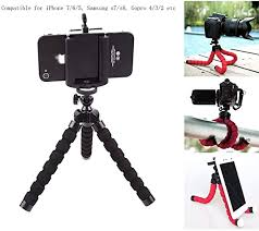 <b>Mini</b> Flexible <b>Tripod</b> Stand <b>Octopus</b> Stand <b>Tripod Mount</b> For Cell ...
