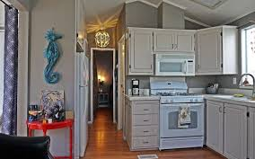 manufactured home renovation factory to southern cali style artist creates mobile homes