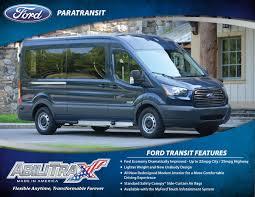 abilitrax ford transit
