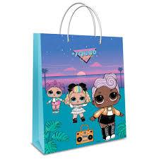 <b>Пакет подарочный</b> LOL 18*22*10см <b>ND Play</b> 280543 - купить в ...
