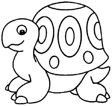 Small Picture free printable Turtle coloring page Preschool Crafts