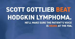 why patients win physician scholar survivor scott gottlieb at why patients win physician scholar survivor scott gottlieb at fda