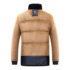 Buy Sunward <b>Men's Cotton Coat</b> Winter <b>Thickening</b> Cold-proof ...