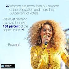 we lady and the ojays on pinterest read beyonces essay about gender equality written for the shriver report and download the full