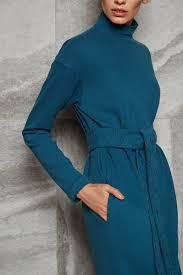 <b>Платье прямого силуэта</b> (с вышивкой на поясе) — SHI-SHI