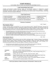 Enterprise Architect Resume Samples - Huanyii.com